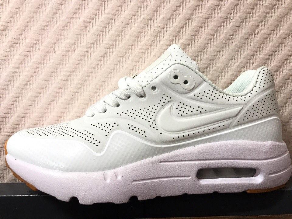 51ac1ba2 КУПИТЬ Кроссовки Nike air max 87 арт.160 белый (all white). | Купить ...