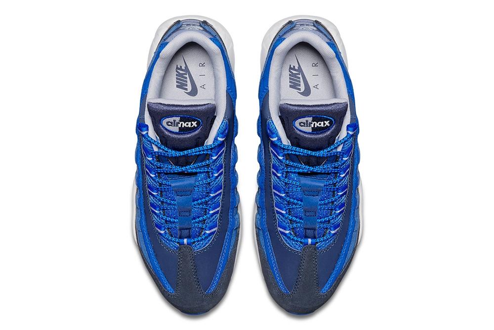 97663f72 КУПИТЬ Кроссовки Nike air max 95 арт.012 много синего Dark Obsidian ...