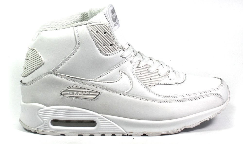 95bab15f Купить Зимние кроссовки Nike air max 90 арт.026 Белый (white ...