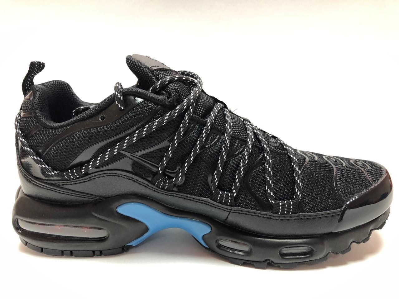 Купить Кроссовки Nike air max 95 TN Plus черный с доставкой
